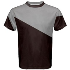 Course Gradient Color Pattern Men s Cotton Tee