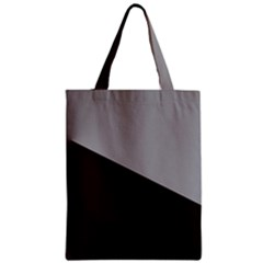 Course Gradient Color Pattern Zipper Classic Tote Bag