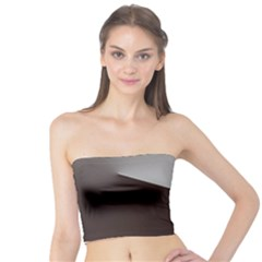 Course Gradient Color Pattern Tube Top