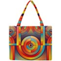 Abstract Pattern Background Mini Tote Bag View1