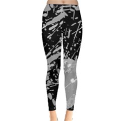 Art About Ball Abstract Colorful Leggings