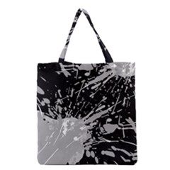 Art About Ball Abstract Colorful Grocery Tote Bag