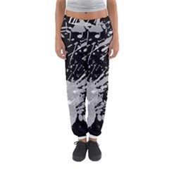 Art About Ball Abstract Colorful Women s Jogger Sweatpants
