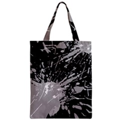 Art About Ball Abstract Colorful Zipper Classic Tote Bag