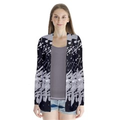 Art About Ball Abstract Colorful Cardigans