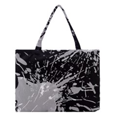 Art About Ball Abstract Colorful Medium Tote Bag
