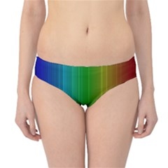 Spectrum Colours Colors Rainbow Hipster Bikini Bottoms