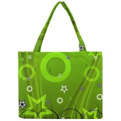 Art About Ball Abstract Colorful Mini Tote Bag