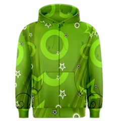 Art About Ball Abstract Colorful Men s Zipper Hoodie