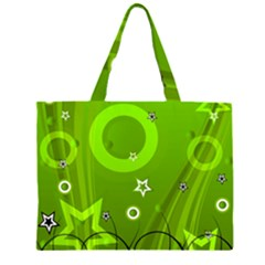 Art About Ball Abstract Colorful Large Tote Bag