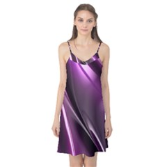 Fractal Mathematics Abstract Camis Nightgown