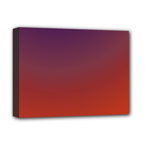 Course Colorful Pattern Abstract Deluxe Canvas 16  x 12