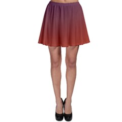 Course Colorful Pattern Abstract Skater Skirt