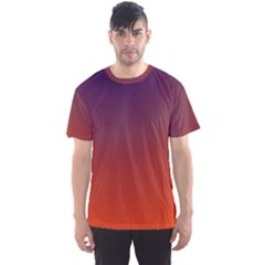 Course Colorful Pattern Abstract Men s Sport Mesh Tee