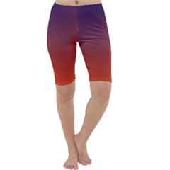 Course Colorful Pattern Abstract Cropped Leggings