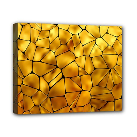 Gold Canvas 10  x 8