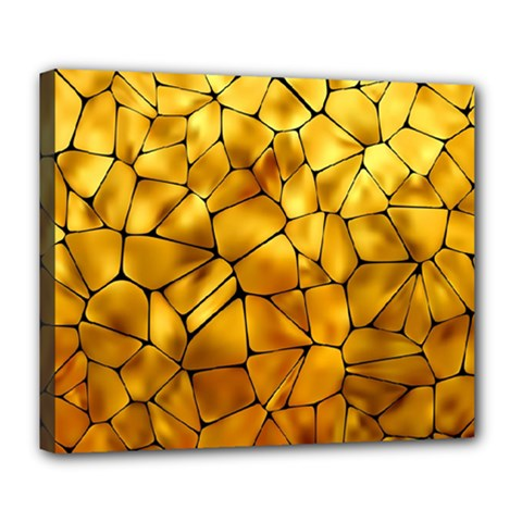 Gold Deluxe Canvas 24  x 20