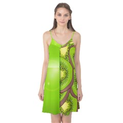 Fruit Slice Kiwi Green Camis Nightgown