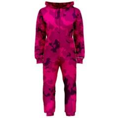 Pink Tarn Hooded Jumpsuit (ladies)