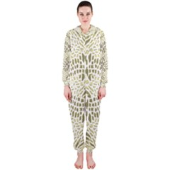 Albino Reptile Hooded Jumpsuit (ladies)