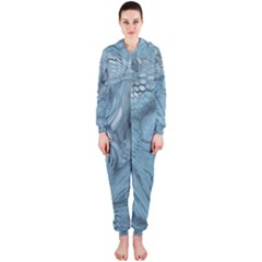 FROST DRAGON Hooded Jumpsuit (Ladies)