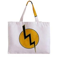 Lightning Bolt Medium Tote Bag