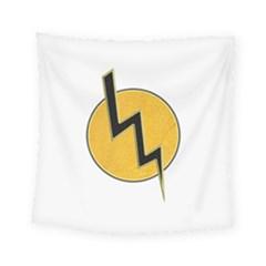Lightning Bolt Square Tapestry (small)