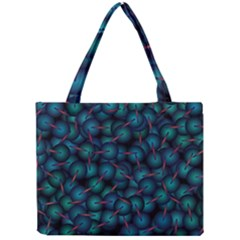 Background Abstract Textile Design Mini Tote Bag