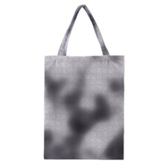 Puzzle Grey Puzzle Piece Drawing Classic Tote Bag