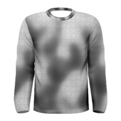Puzzle Grey Puzzle Piece Drawing Men s Long Sleeve Tee
