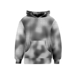 Puzzle Grey Puzzle Piece Drawing Kids  Pullover Hoodie