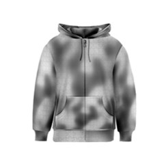 Puzzle Grey Puzzle Piece Drawing Kids  Zipper Hoodie