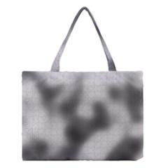 Puzzle Grey Puzzle Piece Drawing Medium Tote Bag