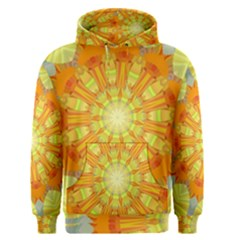 Sunshine Sunny Sun Abstract Yellow Men s Pullover Hoodie