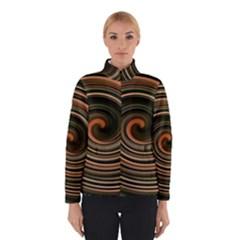 Strudel Spiral Eddy Background Winterwear