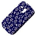 Star Flower Blue White Galaxy S3 Mini View4