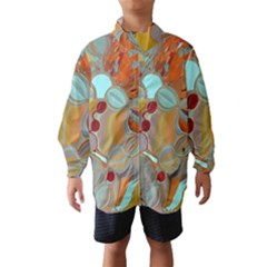 Liquid Bubbles Wind Breaker (Kids)