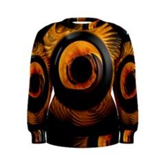 Fractal Pattern Women s Sweatshirt