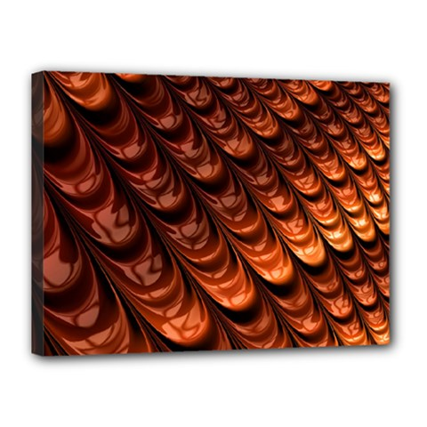 Fractal Mathematics Frax Hd Canvas 16  x 12