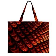 Fractal Mathematics Frax Hd Zipper Mini Tote Bag