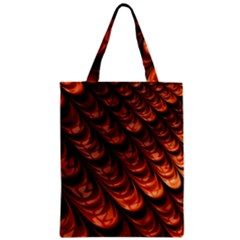 Fractal Mathematics Frax Hd Zipper Classic Tote Bag