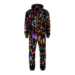 Network Integration Intertwined Hooded Jumpsuit (Kids)