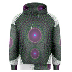 Pattern District Background Men s Pullover Hoodie