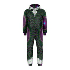 Pattern District Background Hooded Jumpsuit (Kids)