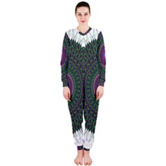 Pattern District Background OnePiece Jumpsuit (Ladies)