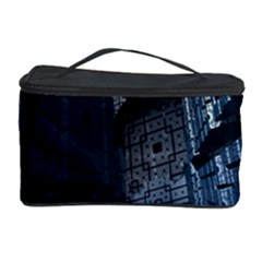 Graphic Design Background Cosmetic Storage Case