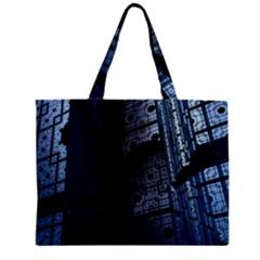 Graphic Design Background Zipper Mini Tote Bag