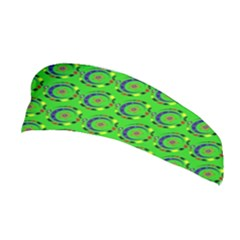 Abstract Art Circles Swirls Stars Stretchable Headband