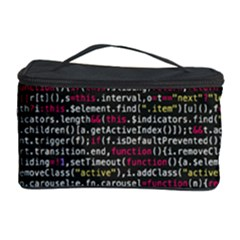 Full Frame Shot Of Abstract Pattern Cosmetic Storage Case