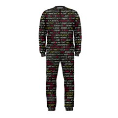 Full Frame Shot Of Abstract Pattern Onepiece Jumpsuit (kids)
